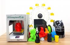 ECOmaylene3D Printers – Making things your own