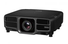 The Epson EB-L1755UNL is a 15,000-lumen laser projector designed for large venues