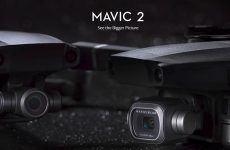 DJI introduces the Mavic 2 Pro and Mavic 2 zoom, each with a new camera