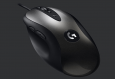 Logitech brings back a classic with its new and upgraded MX518 gaming mouse