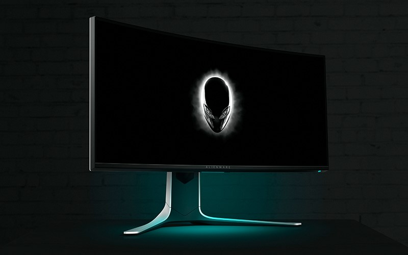 Alienware and Dell's new gaming monitors are all about