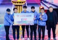 Singaporean team Animal Kingdom has won the CMEL LoL Finals in Chongqing!