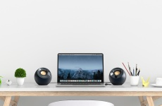 Give your desk an aesthetically-pleasing audio upgrade
