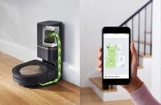 Make cleaning fun and easy with the iRobot Roomba s9+.