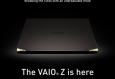 VAIO® Z, The World's First Contoured Carbon Fiber Laptop, makes its Debut @ ITSHOW Festival