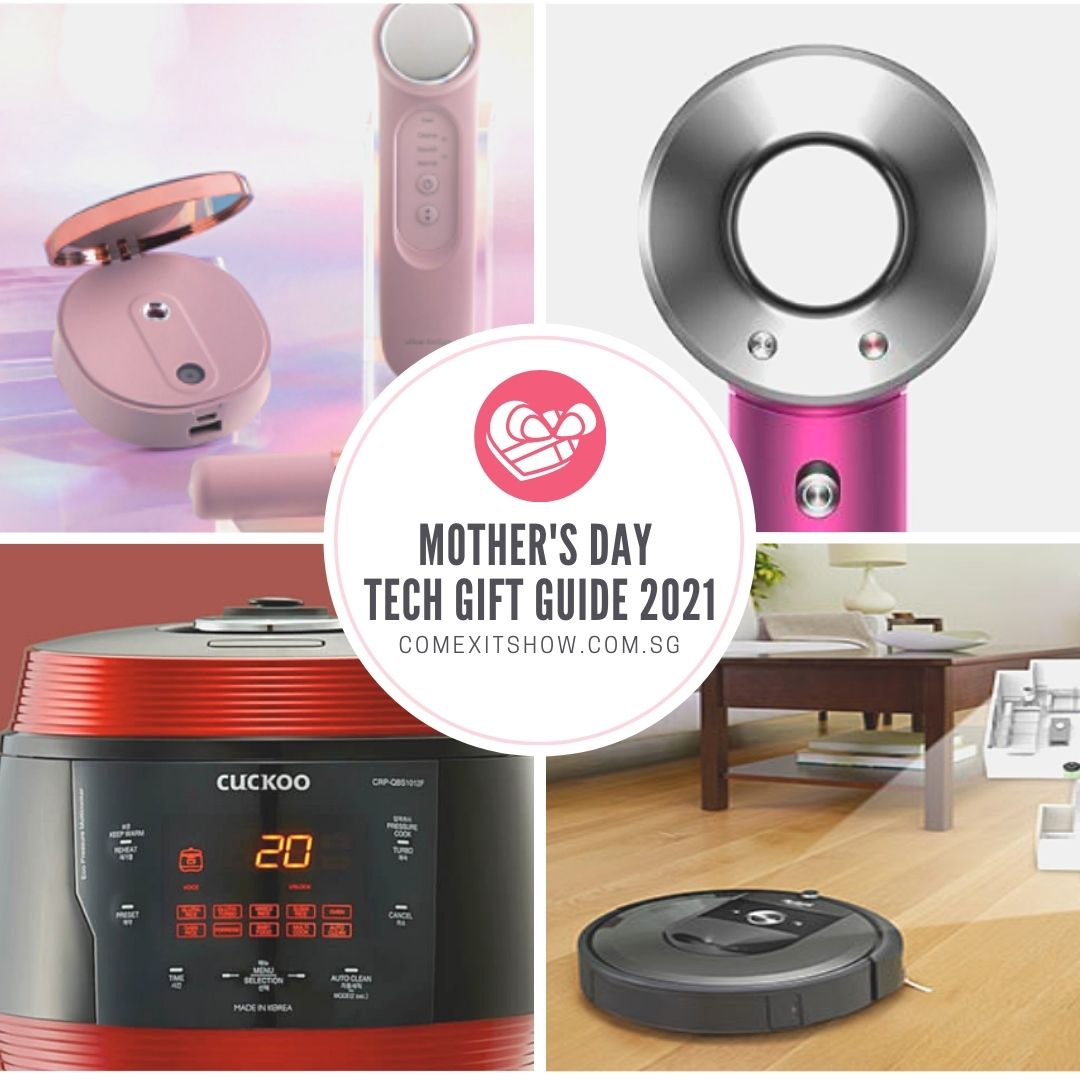 Mother's Day Tech Gift Guide 2021