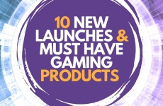 10 New Launches & Must Have Gaming Products from the CEE Festival 2021