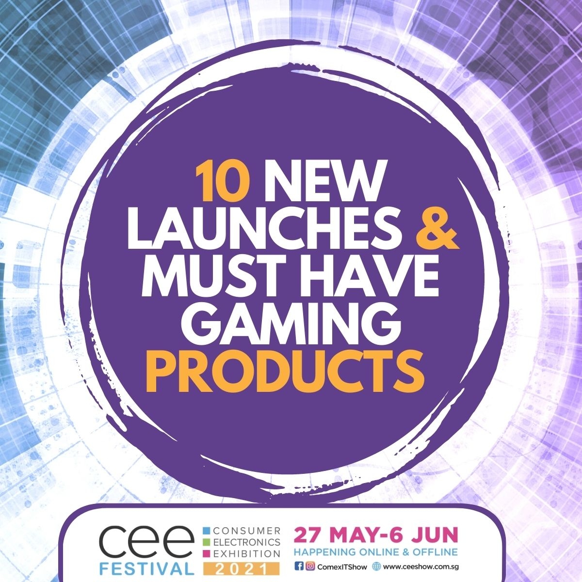 CEE Festival new launches must have gaming products