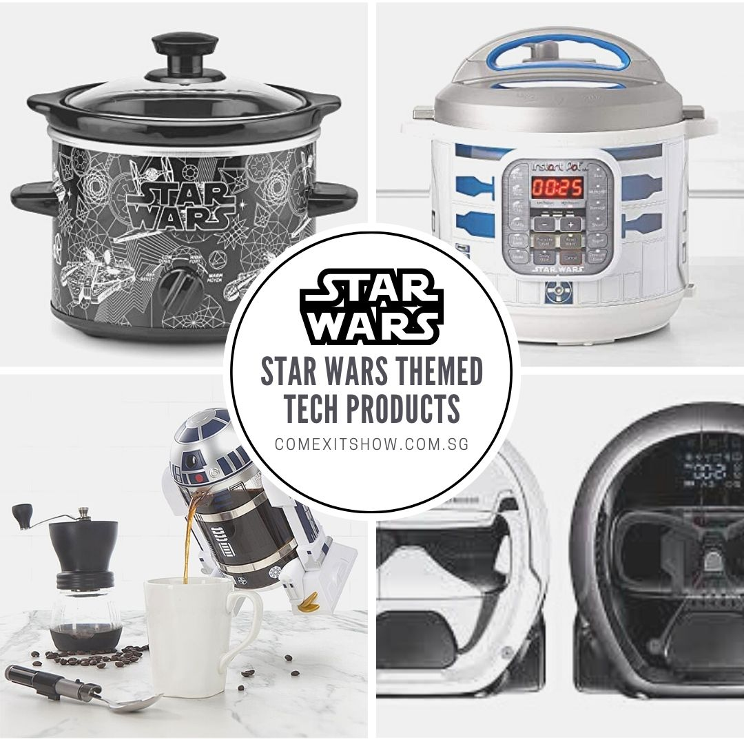 Sta Wars Themed Tech Products