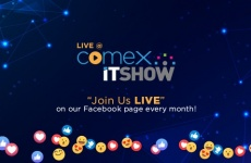 COMEX & IT Show July Livestream Featuring PaperOne Giveaway, Back to School Essentials & Samsung TV