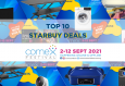 Top 10 Starbuys Deals at COMEX Festival 2021 that you shouldn't miss out on